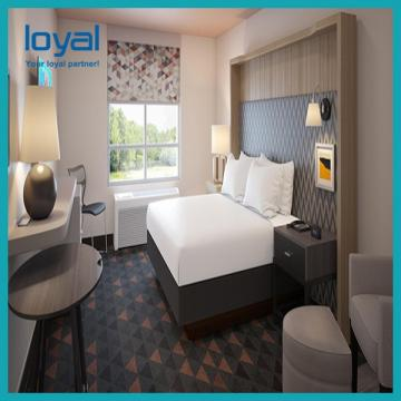 Custom made wooden wall panel for hotel fixing furniture