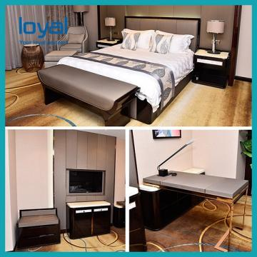 American style country inn and suites hotel furniture for 3 star