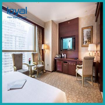 Superior Modern Hotel Furniture Hospitality Marriott Hotel Wooden Luxury Furniture