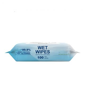 Eco-Friendly Disposable Wooden Floor Cleaning Wipes Static Floor Wipes Household Cloth All Purpose Multi Towel Spunlace Rags