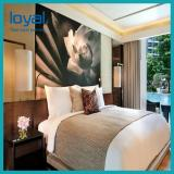 Commercial Hotel Apartment Modern Design Wooden Bed Room Furniture Bedroom Set